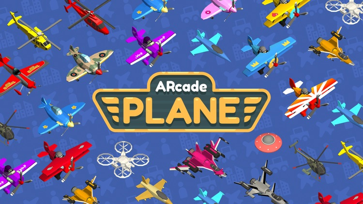 ARcade Plane screenshot-3