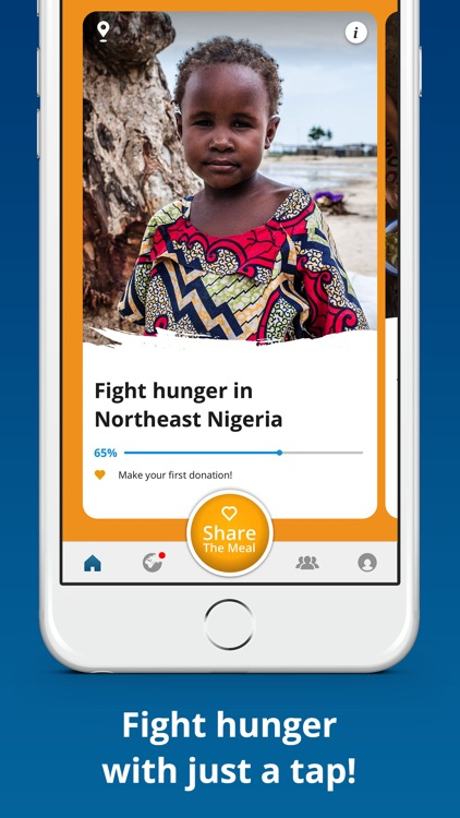 ShareTheMeal screenshot-0