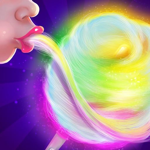 Rainbow Glitter Desserts Maker