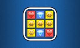 Collapse Jewels (TV) - Tap to Remove the Emoji Bubble Cubes! FREE