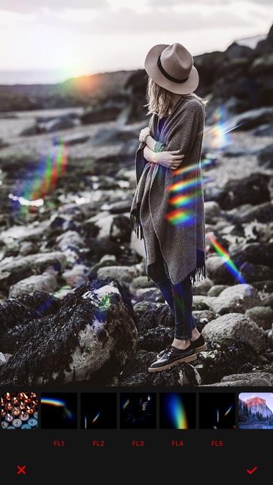 Rainbow Cam - レインボーカムアナログナチュラル ScreenShot3