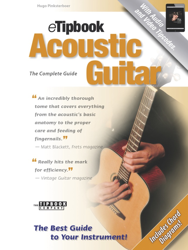 eTipbook Acoustic Guitar on the App Store