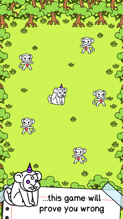 Monkey Evolution | Wild Ape Incremental Clicker Game for Windows