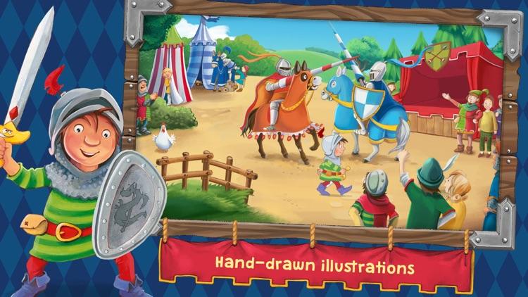 Vincelot: An Interactive Knight's Adventure screenshot-0