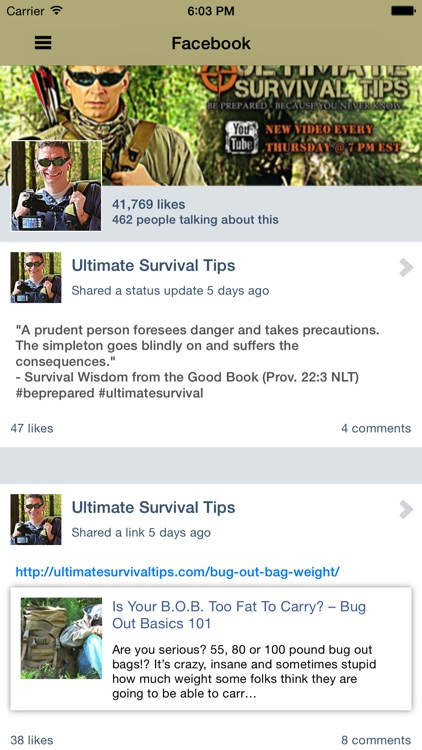 Ultimate Survival Tips screenshot-3