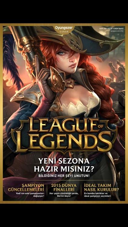 League of Legends Oyungezer
