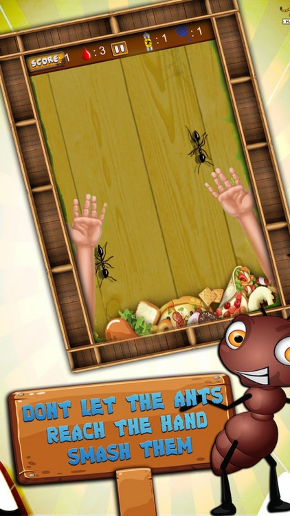 Tap Ants: Pop Game Ant Smasher