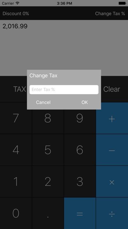 Taxealo Sales Tax Calculator