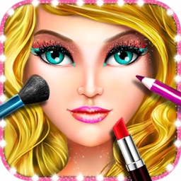 Party Princess Salon - Fashion Makeup, Dressup and Makeover Games