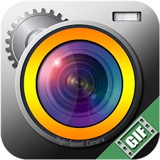 انشاء صور متحركه iOS App