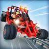 マインクラフト ベスト カー レース 競争 | 無料 車 ゲーム 子供 3D - iPhoneアプリ