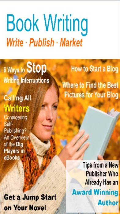 book writing apps An easy-to-use app, book writer will let students of all ages create high-quality ebooks that show off their creative writing if your students are familiar with keynote and pages, they'll have no trouble navigating the layout of book writer.