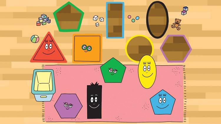 Barbapapa and the shapes screenshot-4