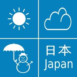 Trip Weather Japan