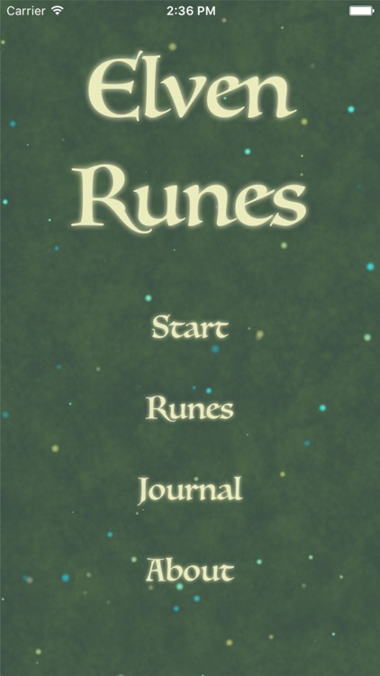 Elven Runes screenshot-0