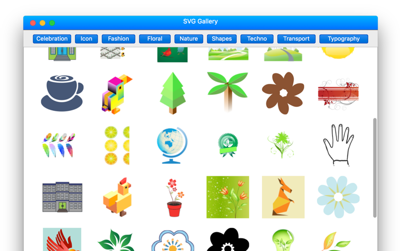SVG Gallery - StoreFollow com
