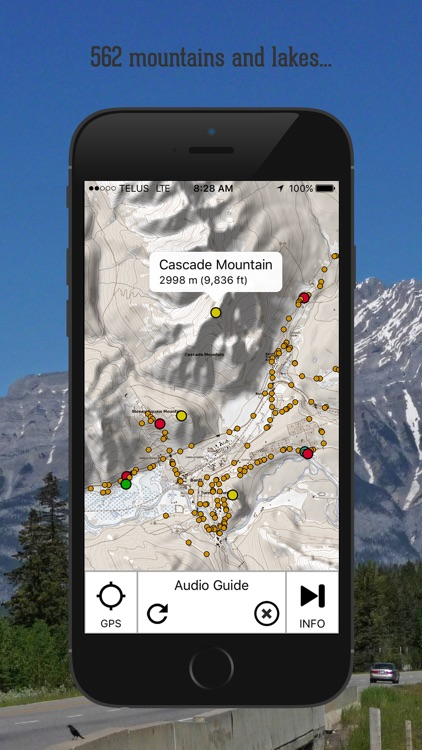 Canadian Rockies Audio Guide screenshot-3