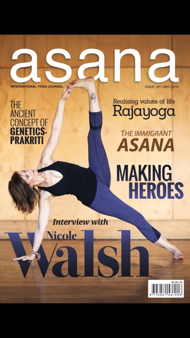 download Asana  International Yoga Journal apps 3