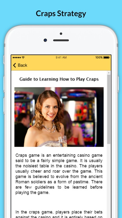 How to Play Craps - Tips and Strategies