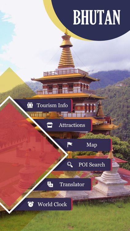 Bhutan Tourist Guide screenshot-1