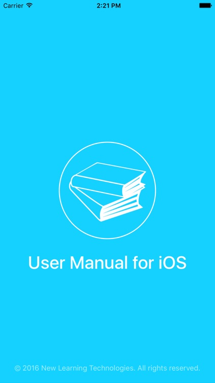 User manual for iPhone & iPad screenshot-4