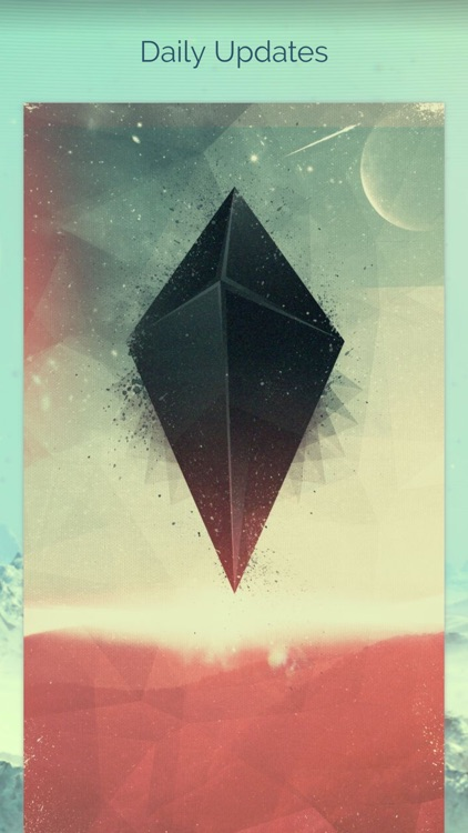 Wallpapers for No Man's Sky Free HD + Emoji Stickers screenshot-1