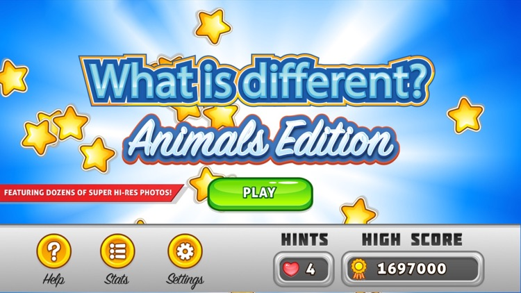 What is different? Animals Edition screenshot-4