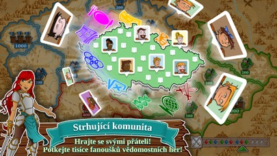 Screenshot for Dobyvatel in Czech Republic App Store