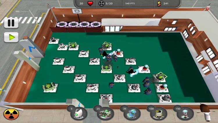 TD 3D by Tower Defense World screenshot-4