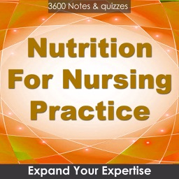 Nutrition For Nursing Practice : 3600 Quiz & Study Notes