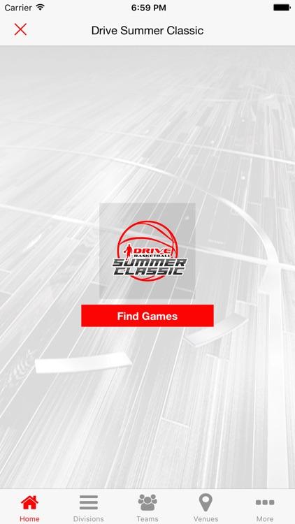Drive Basketball
