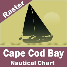 Cape Cod Bay – Raster Nautical Charts