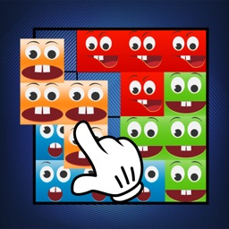 Smiley Block Puzzle Game – Play Tangram Braingame And Arrange Tile Shapes With Smile Faces
