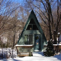 Cabin House Plans Details