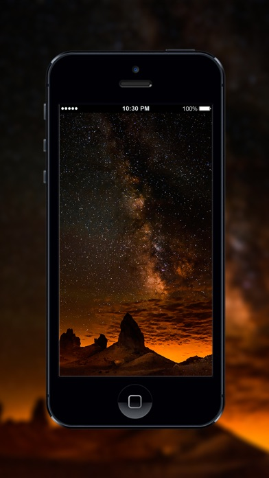 Universe HD Wallpaper: Free Space Themes screenshot four
