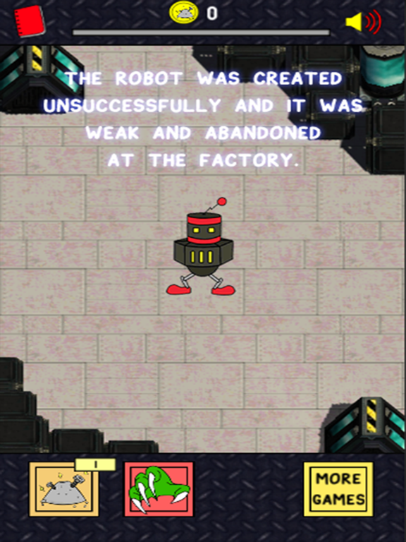 Robot Evolution | Clicker Game of the Tiny Mutant Robot by