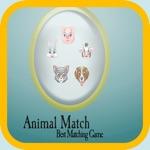 animals card match - Fun Animal Match Game For Kids