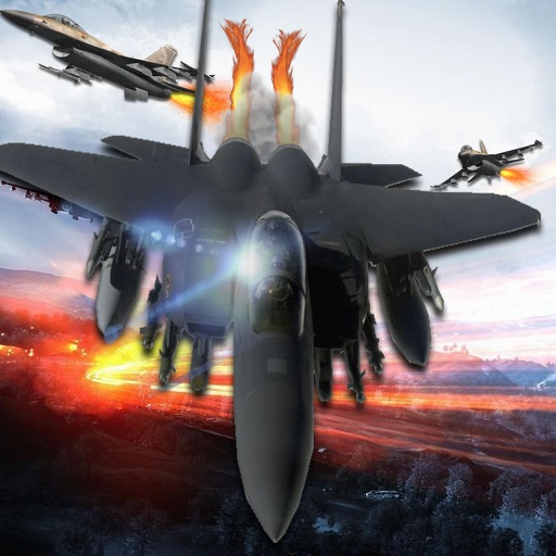 F22 Speed Fighter - Best Simulater Driving Airplane Game