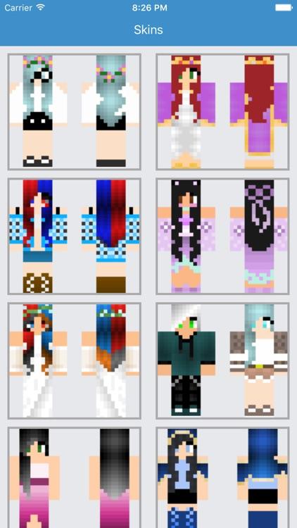 Aphmau Skins for Minecraft - Best Skins Free App