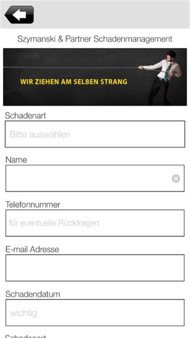 Szymanski & PartnerScreenshot von 3