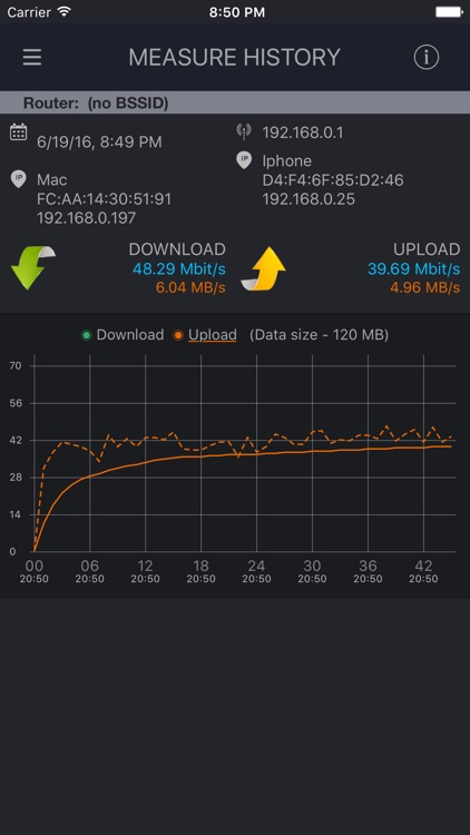 WiFi Check - speed tool screenshot-4