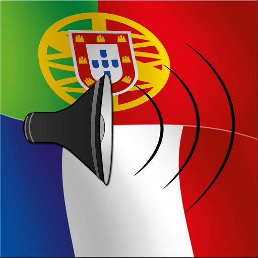 Portuguese / French Talking Phrasebook Translator Dictionary - Multiphrasebook