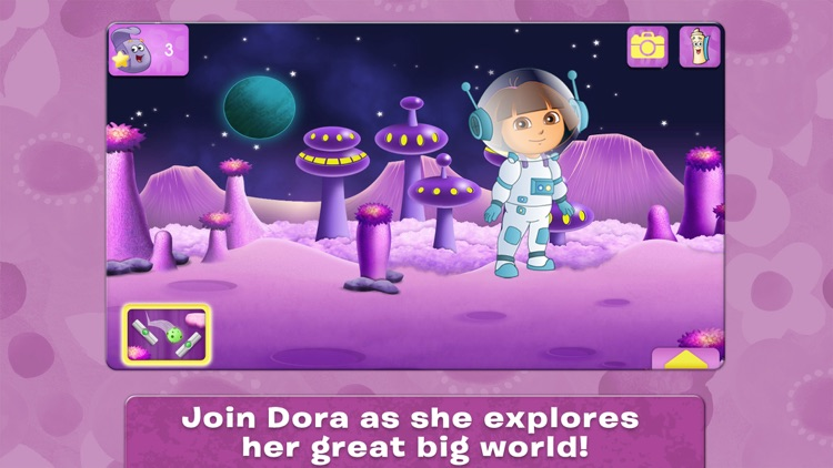 Dora's Great Big World screenshot-3