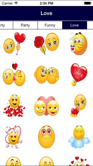 Dirty emoji texts