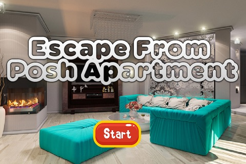 Escape From Posh Apartment - náhled