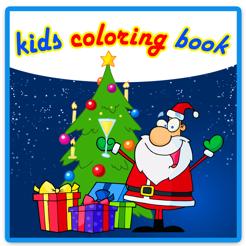 Kerst Kleurplaten Om Uit Te Printen.Kinderen Kleurboek Kerst Gratis Spellen Voor Android