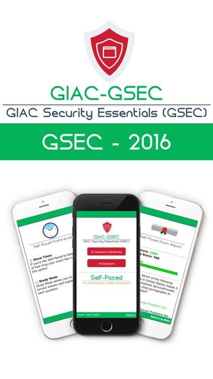 GIAC-GSEC: Security Essentials (GSEC)