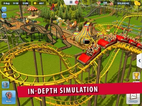RollerCoaster Tycoon® 3 - Revenue & Download estimates - Apple App