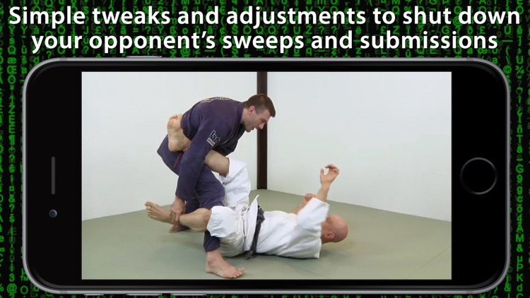 BJJ Top Game screenshot-3