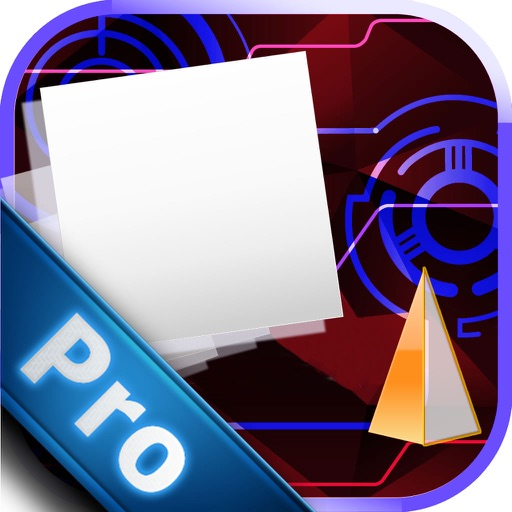 Fast Cube Adventure PRO - Geometry Jump Best icon